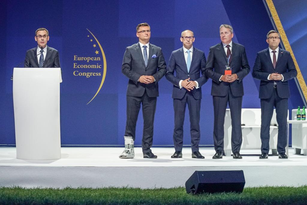 Przedstawiciele władz lokalnych otworzyli X edycję Europejskiego Kongresu Gospodarczego