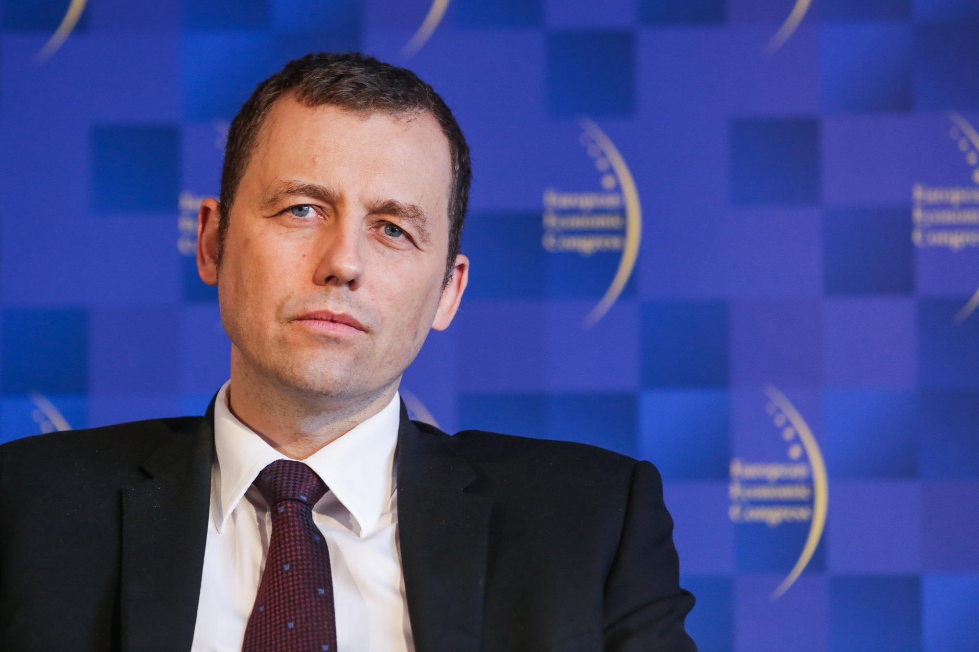 Mikołaj Wild, sekretarz stanu w Ministerstwie Infrastruktury, pełnomocnik rządu ds. Centralnego Portu Komunikacyjnego. Fot. PTWP