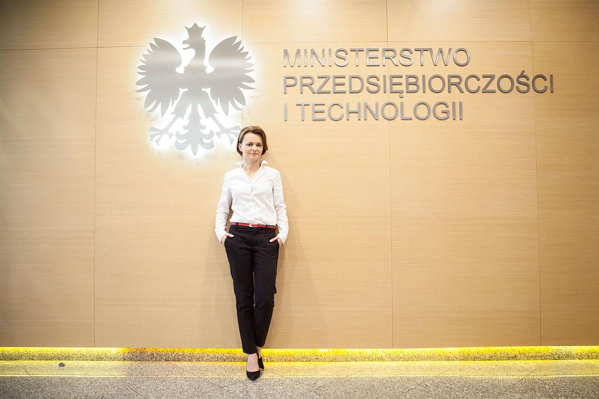 Jadwiga Emilewicz, fot. PTWP