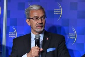 """""""Rządowa ława"""" z min. Kwiecińskim o unijnym budżecie"""