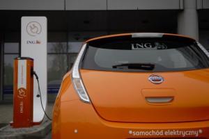 Tauron z ING Bankiem Śląskim razem w zakresie elektromobilności