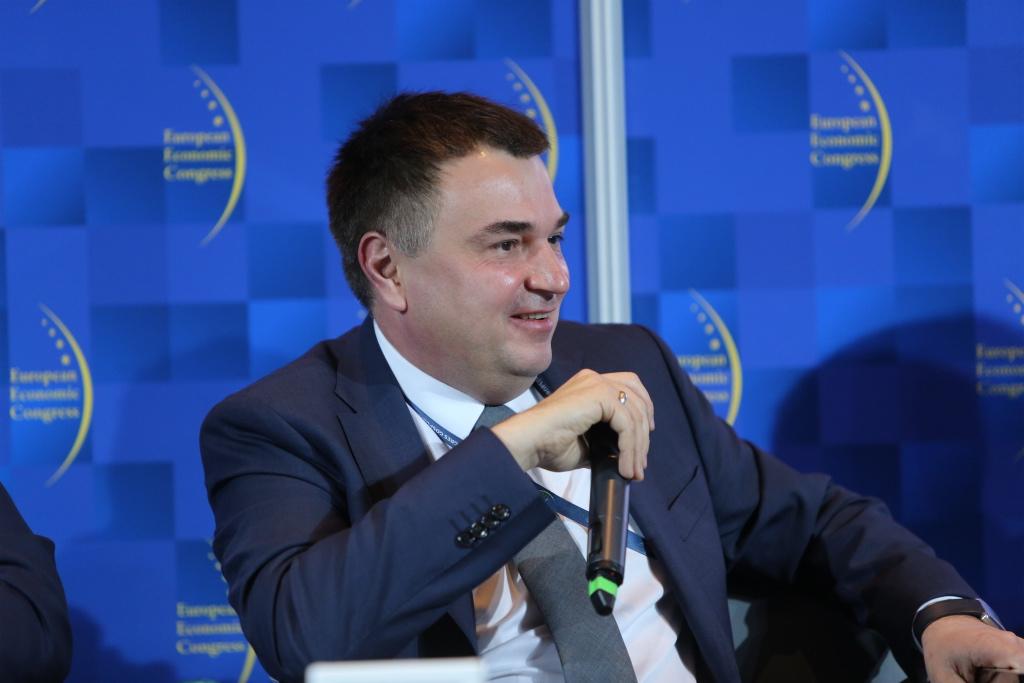 Aleksander M. Nawrat, zastępca dyrektora Narodowego Centrum Badań i Rozwoju