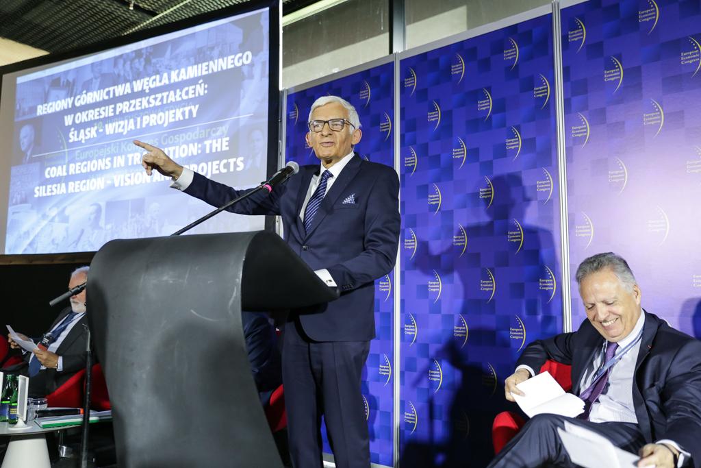 Jerzy Buzek, fot. PTWP
