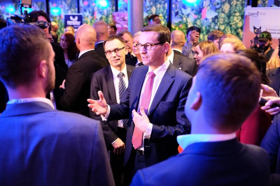 Zdjęcie numer 5 - galeria: Mateusz Morawiecki na Europejskim Kongresie Gospodarczym