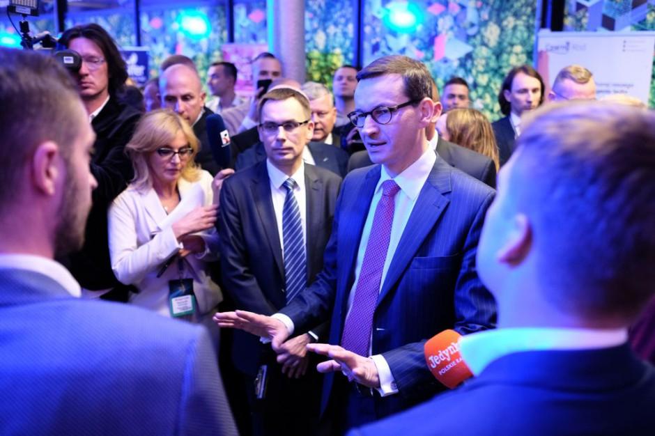 Zdjęcie numer 3 - galeria: Mateusz Morawiecki na Europejskim Kongresie Gospodarczym