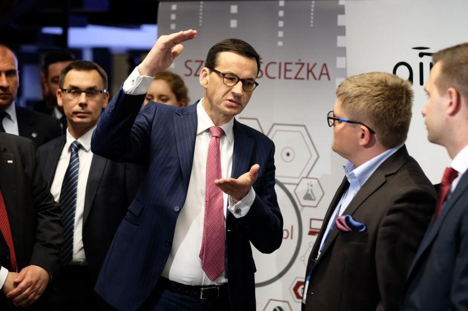 Zdjęcie numer 7 - galeria: Mateusz Morawiecki na Europejskim Kongresie Gospodarczym