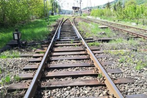 Po wypadku zablokowany przejazd przez stację Łowicz Główny