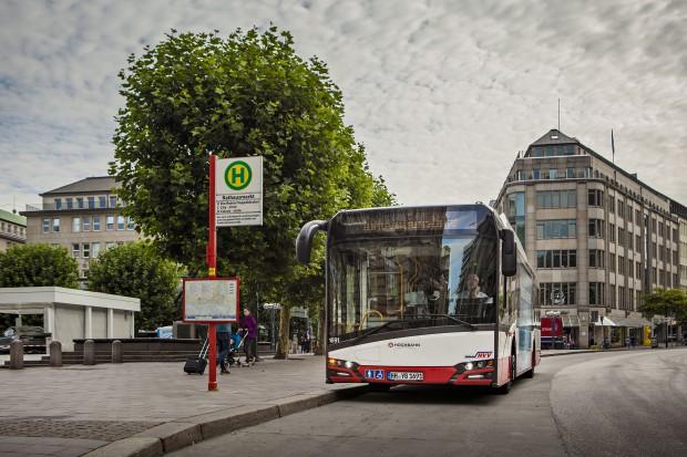Solaris dostarczy autobusy elektryczne do Niemiec