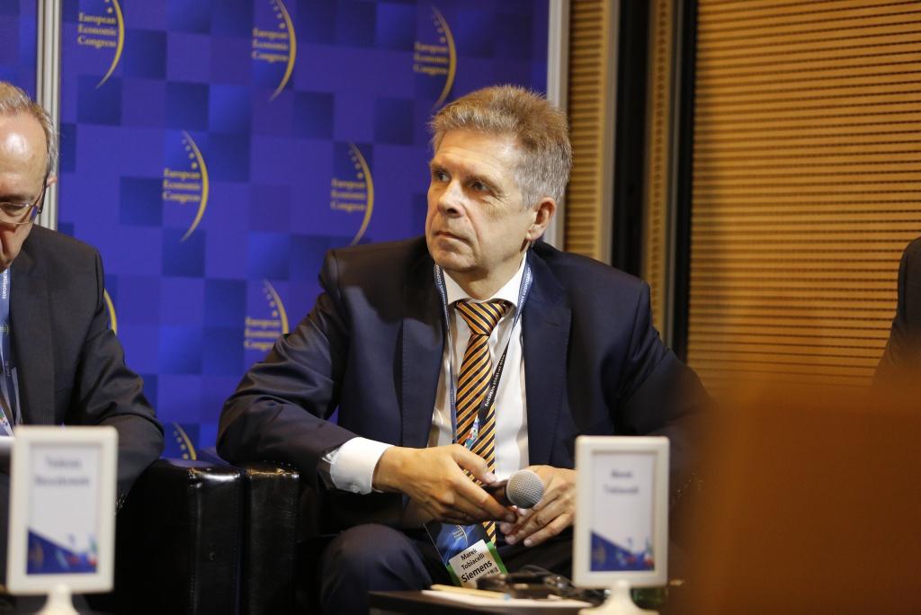 Marek Tobiacelli, dyrektor Działu Efektywności Energetycznej w Siemens
