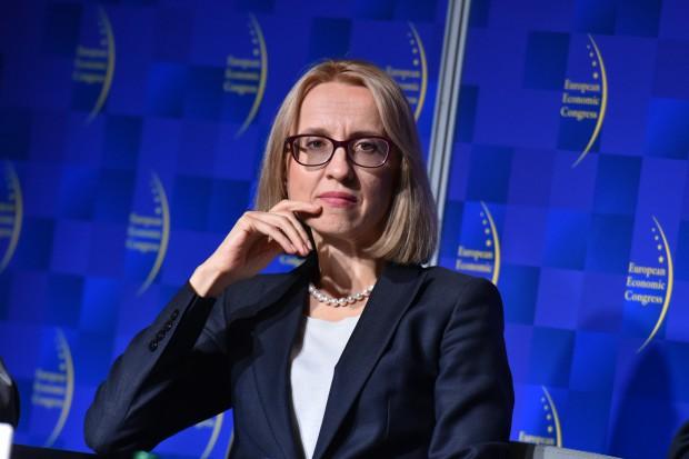 Teresa Czerwińska: Polska musi zmienić strukturę gospodarki