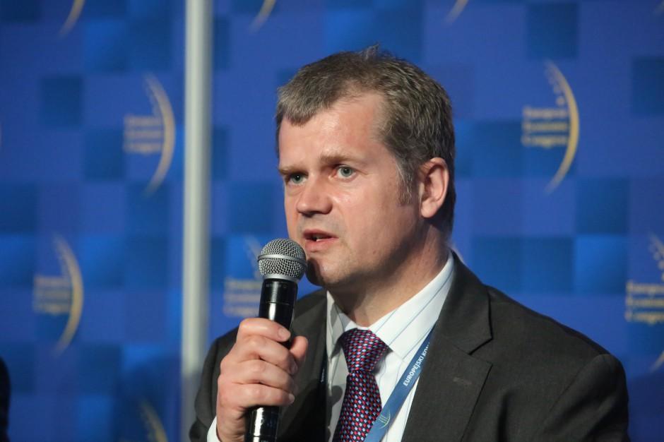 Mariusz Szpikowski, prezes Przedsiębiorstwa Państwowego Portu Lotnicze (PPL), dyrektor Lotniska Chopina w Warszawie.