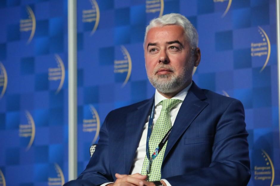 Gheorghe Marian Cristescu, prezes zarządu Chopin Airport Development.