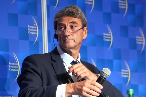 Zoltan Csefalvay, ambasador, stały przedstawiciel Węgier przy OECD i UNESCO.