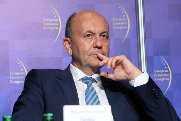 Tomasz Haiduk, członek zarządu, dyrektor branż przemysłowych Siemens