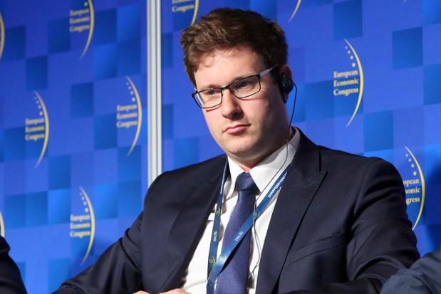 Martin Hronza, dyrektor działu analiz gospodarczych w czeskim Ministerstwie Przemysłu i Handlu
