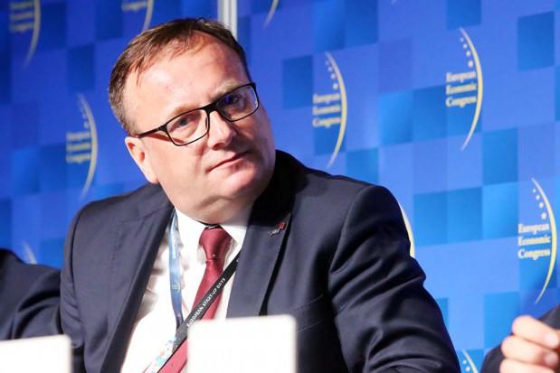 Radosław Kwiecień, członek zarządu Banku Gospodarstwa Krajowego