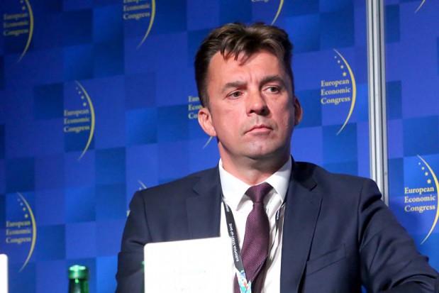 Ireneusz Martyniuk, wiceprezes rynku przemysłu na region Europy Środkowo-Wschodniej w Schneider Electric Polska
