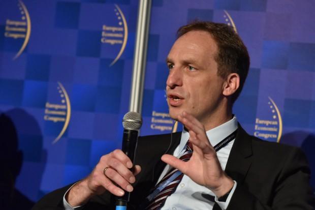 Alfred Hoffmann, Director of Strategy (Wind), Vattenfall. Fot. PTWP