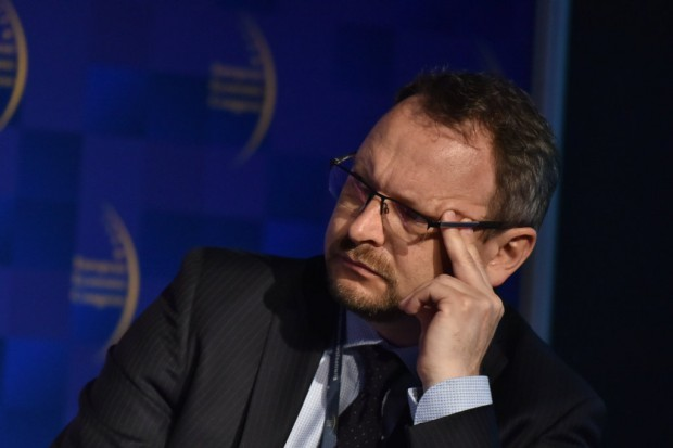 Maciej Stryjecki, prezes Fundacji na rzecz Energetyki Zrównoważonej. Fot. PTWP