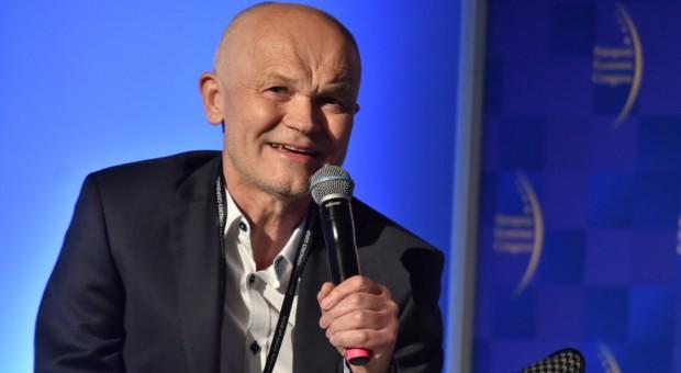 Grzegorz Wiśniewski, prezes EC BREC Instytut Energetyki Odnawialnej Sp. z o.o.