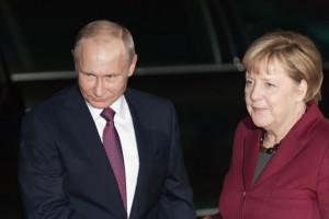 Zieloni przestrzegają Merkel przed ustępstwami wobec Putina
