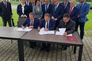 Umowa na budowę obwodnicy Łańcuta podpisana