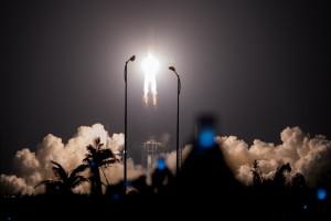Pierwszy w Chinach lot rakiety prywatnej spółki
