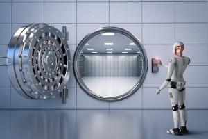 W Chinach otwarto pierwszy bank obsługiwany tylko przez roboty