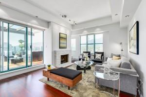 Rośnie sprzedaż drogich apartamentów