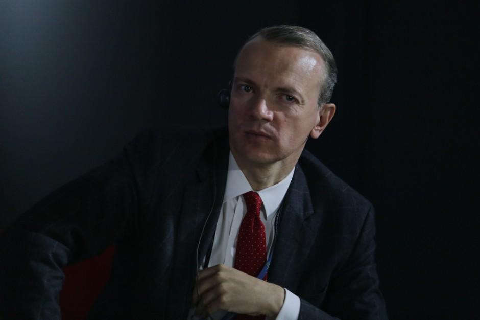 Giles Dickson, dyrektor generalny, WindEurope (fot. PTWP)