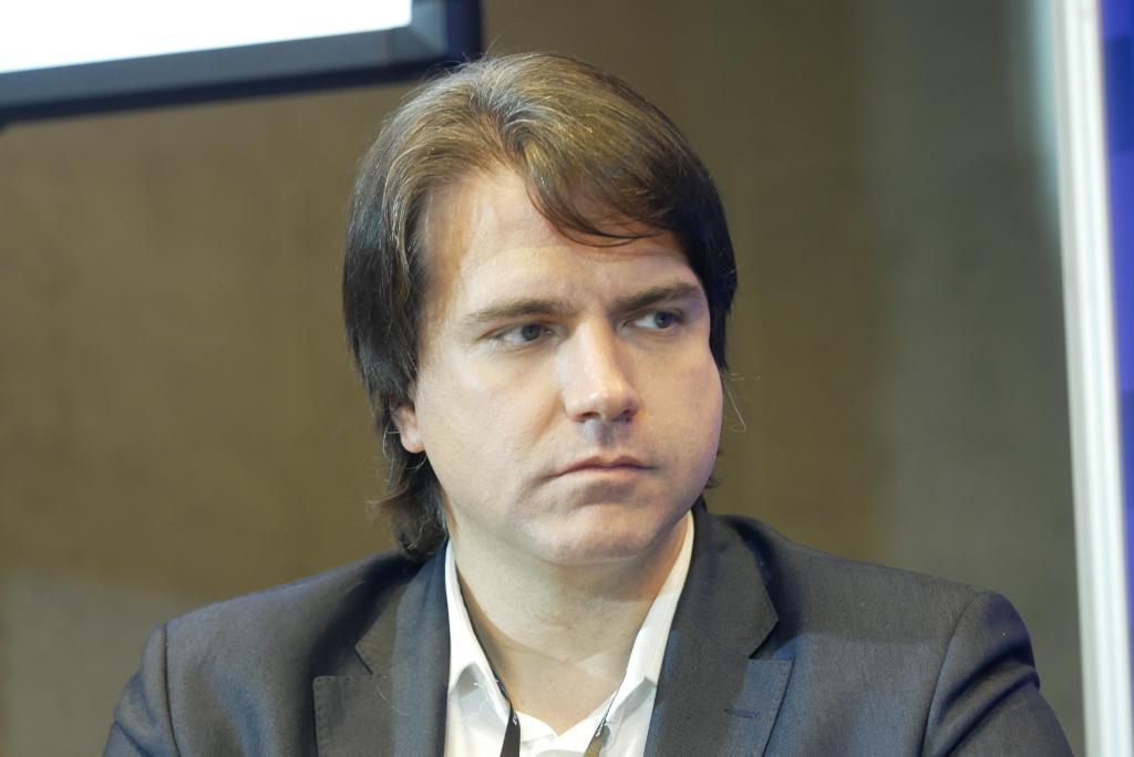 Grzegorz Brona, prezes, Polska Agencja Kosmiczna. Fot. PTWP