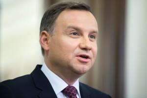 Andrzej Duda nie może wrócić do Polski przez problemu PLL LOT