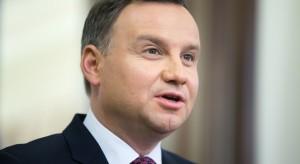 Andrzej Duda nie może wrócić do Polski przez problemy PLL LOT