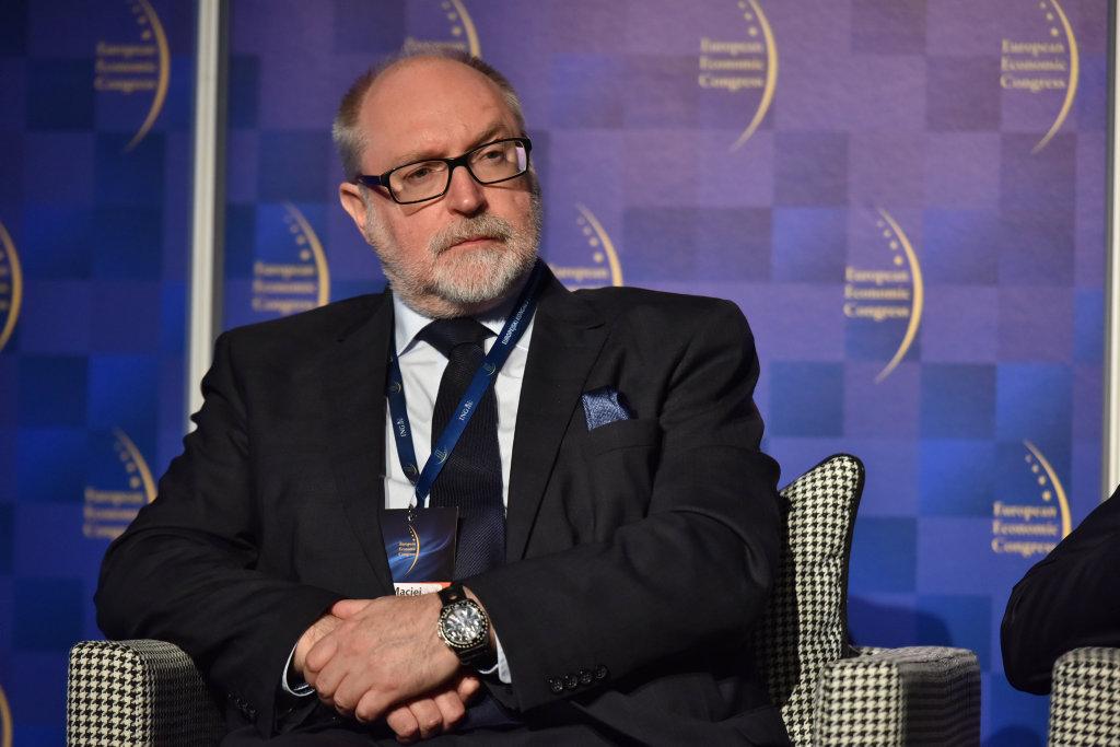 Maciej Bando, Prezes URE (Fot. PTWP)