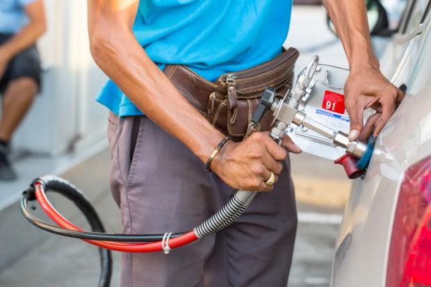 Wszystkie kluby za zerową akcyzą na gaz do silników spalinowych