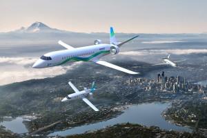 Pierwsze hybrydowe samoloty polecą już za 4 lata