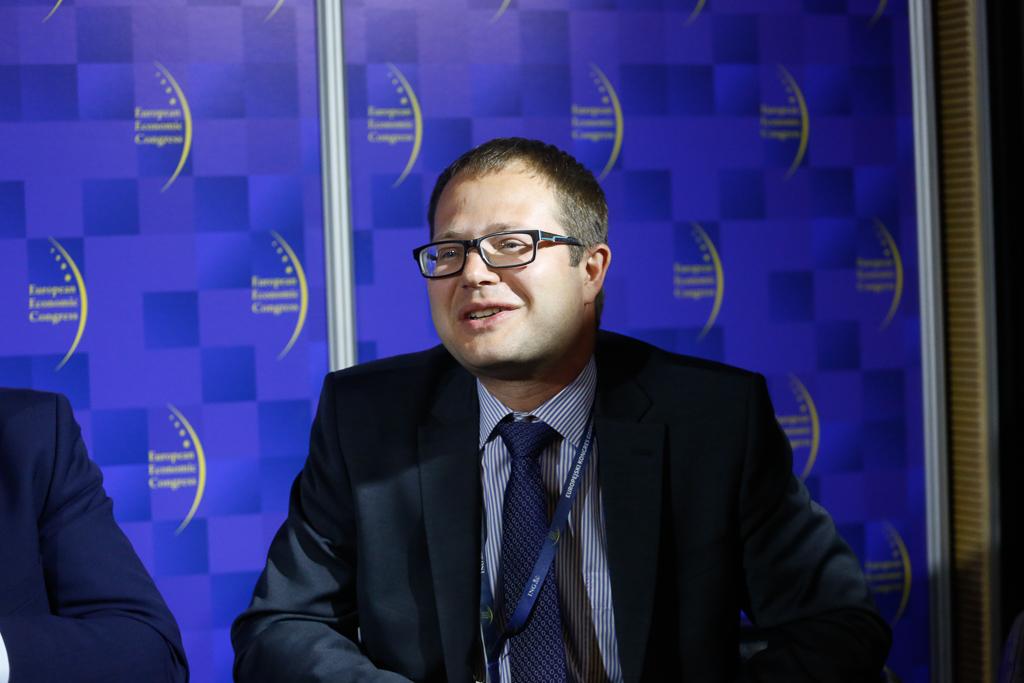 Piotr Pomian-Kruszyński, kierownik zagranicznego biura handlowego PAIH we Frankfurcie nad Menem, fot. PTWP