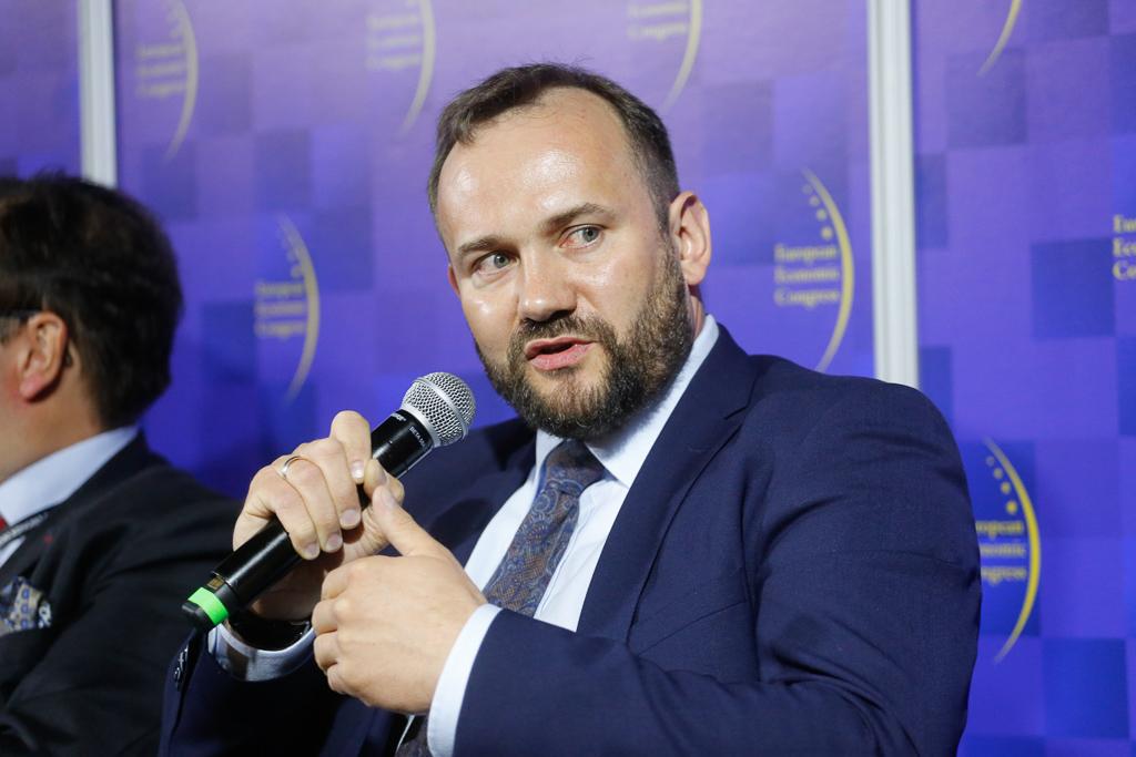 Rafał Szafraniec, partner w KPMG, fot. PTWP