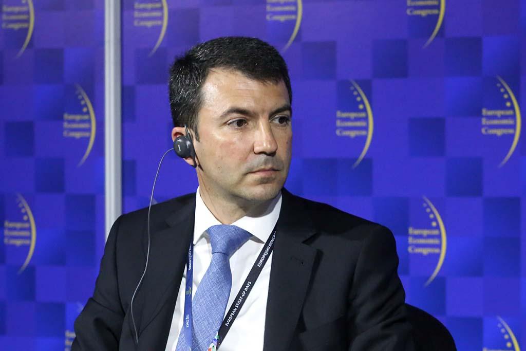Daniel Navarro, dyrektor Lokalnej Jednostki Biznesu Robotyki ABB (fot. PTWP)