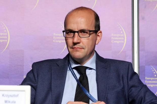 Krzysztof Mikuła, wiceprezes Węglokoksu ds. grupy kapitałowej. Fot. PTWP