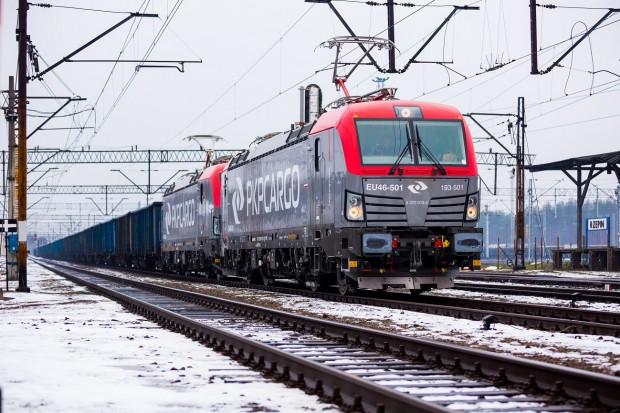 Niewielki wzrost przewozów PKP Cargo