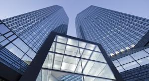 Deutsche Bank chce zatrudnić amerykańską firmę do modernizacji sieci