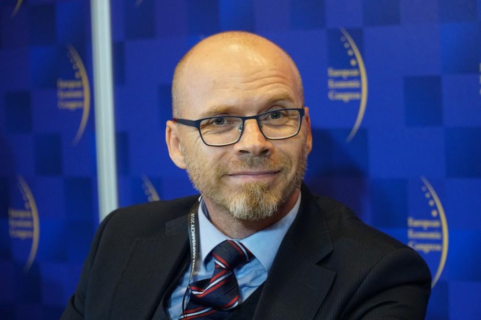 Krzysztof Kochanowski, prezes zarządu stowarzyszenia Polska Izba Magazynowania Energii (fot. PTWP)