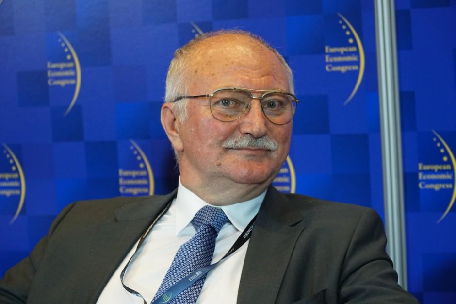 Konrad Makomaski, prezes zarządu Impact Clean Power Technology (fot. PTWP)