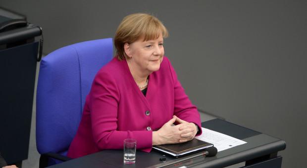 Angela Merkel za przedłużeniem sankcji wobec Rosji