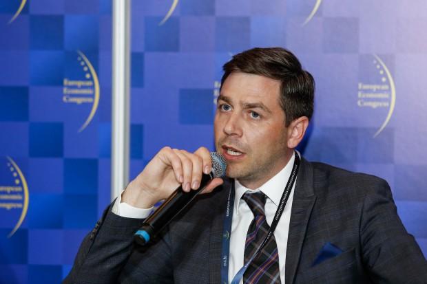 Taras Kuzmych: Nie chodzi tylko o sprzedaż Centrenergo. Chodzi o to, aby ukraiński system energetyczny znalazł się w dobrych rękach (Fot. PTWP)