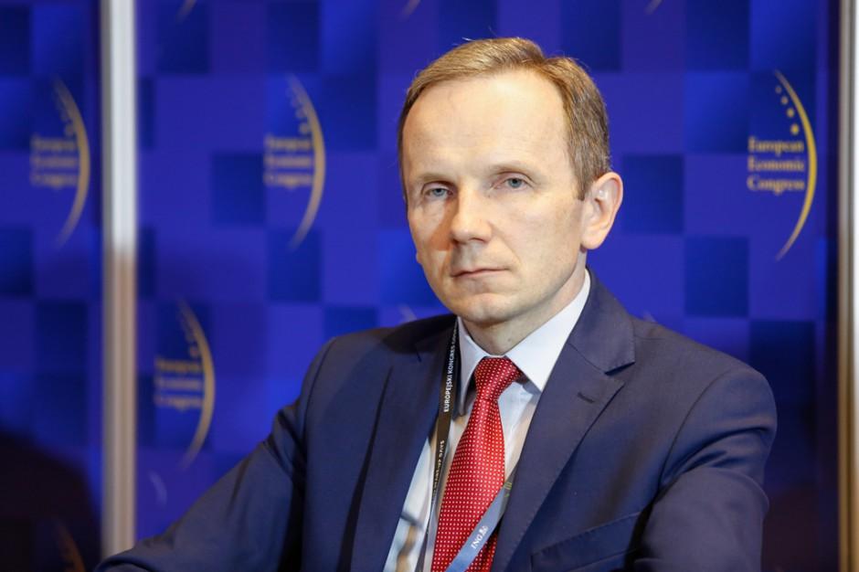 Mariusz Kondraciuk - dyrektor branży Energy Management Siemens Sp. z o.o (Fot. PTWP)