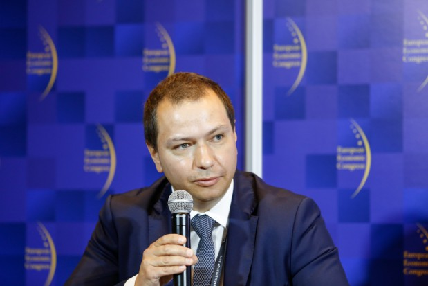 Rafał Miland, wiceprezes PERN. Fot. PTWP