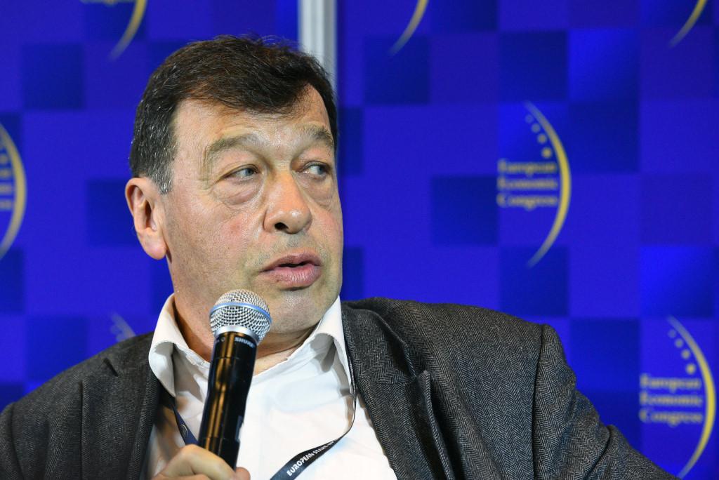 Jewgienij Gontmacher, European Dialogue, Expert Group.Fot. PTWP.