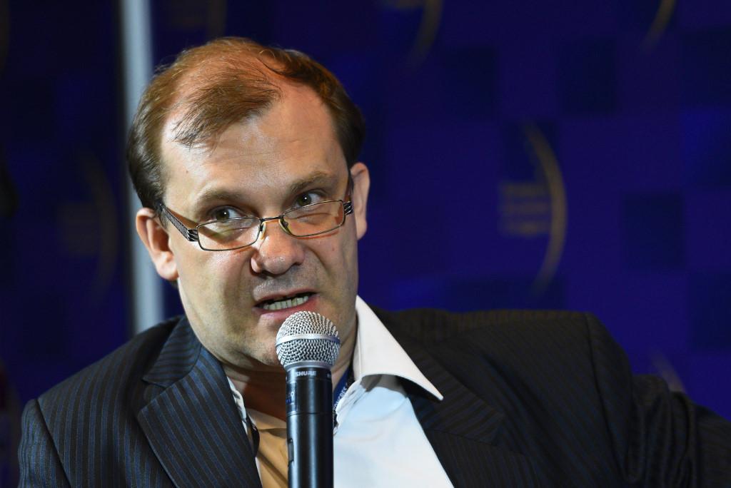 Juraj Marusiak, Słowacka Akademia Nauk. Fot. PTWP